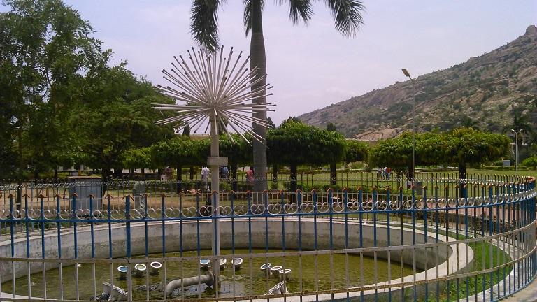 A nice one day outing at Krishnagiri Dam