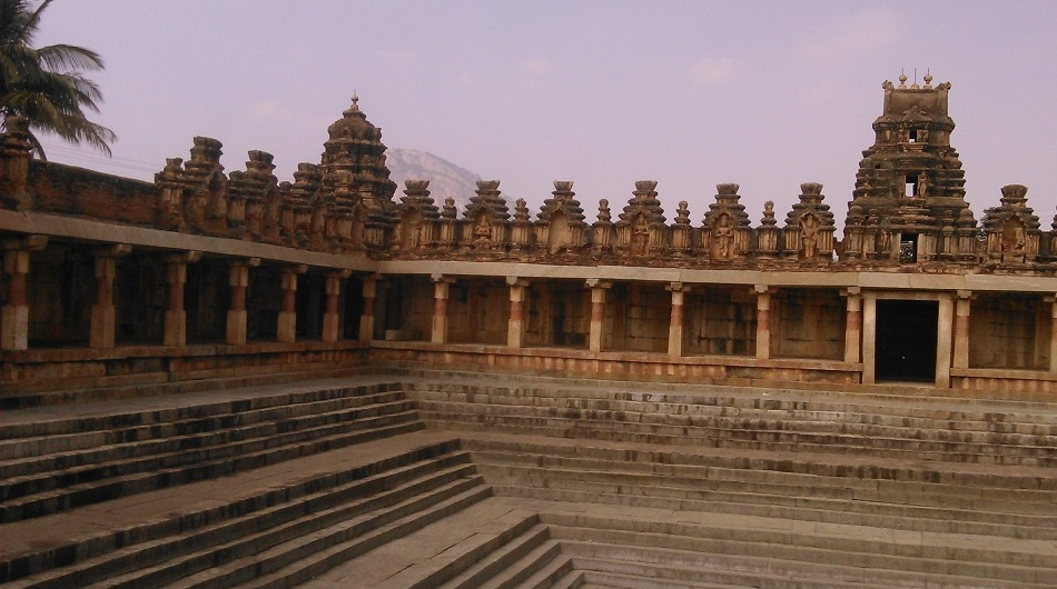 Yoga Nandeeshwara temple