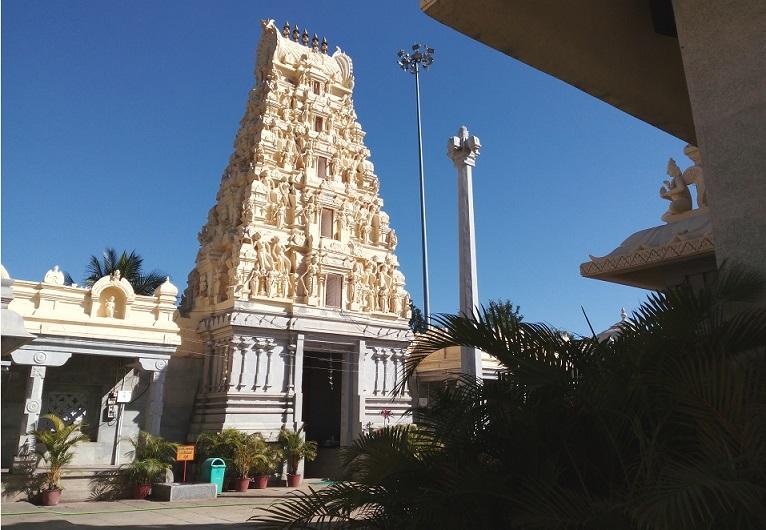Anjaneya temple Chikkabalapur One Day Trip to  Chikkaballapur