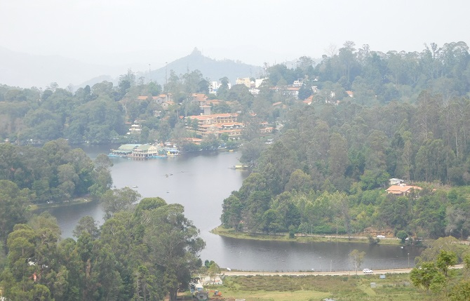 upper lake view kodaikonal