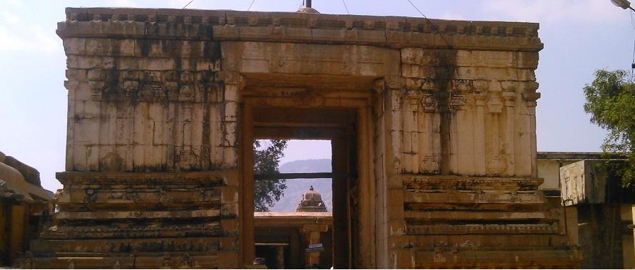 bhoga nandeeshhwara temple