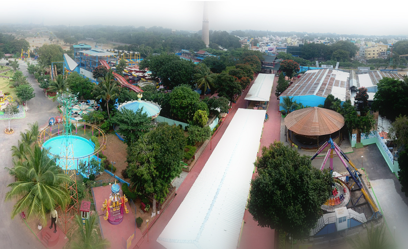 rides at funworld bangalore