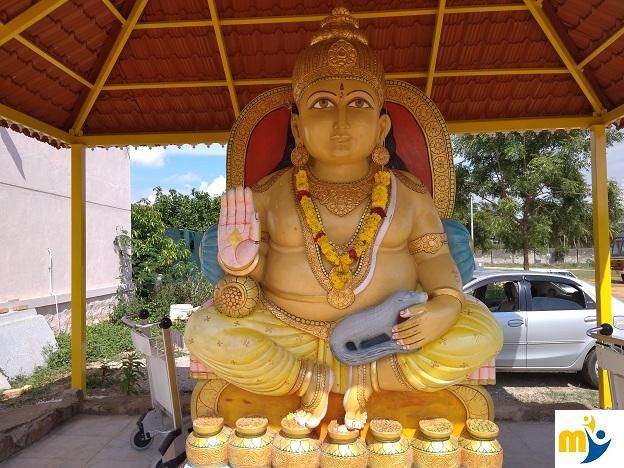 Sri Padmavati Shaktipeeth Teerath Dham or Krishnagiri Shaktipeetham