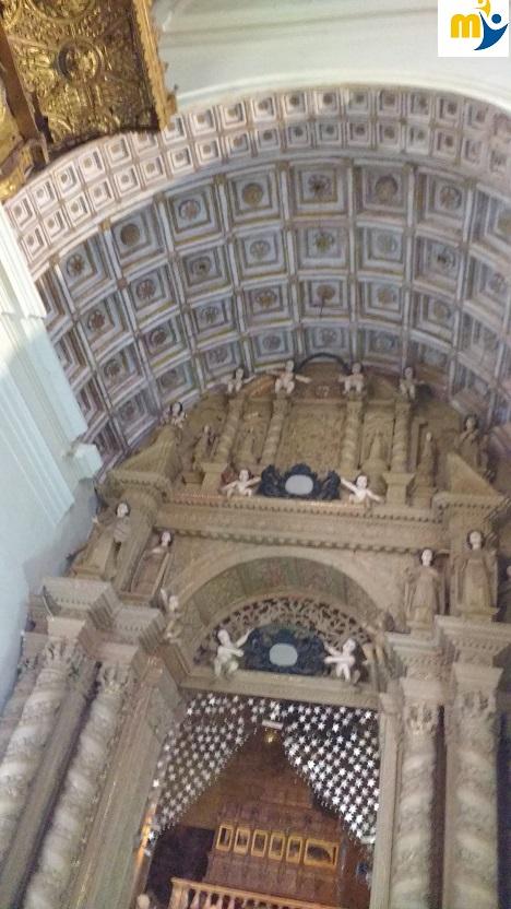 Basilica of Bom Jesus Church