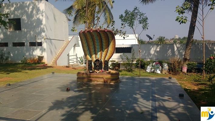 Trimurthy Temple Kanakpura