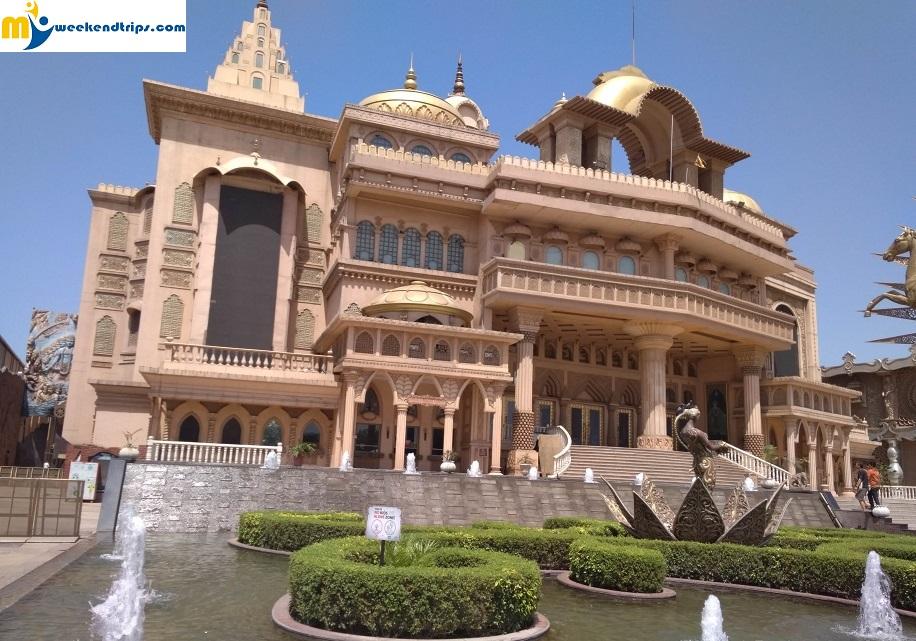 Kingdom of dreams - Gurgaon