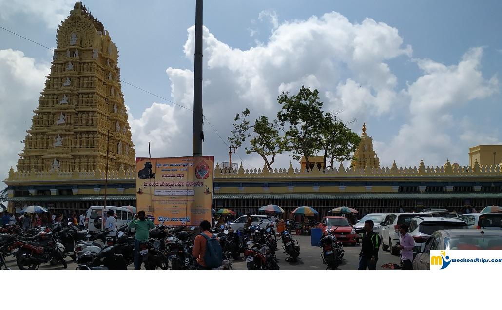 chamunddeshwari temple mysore