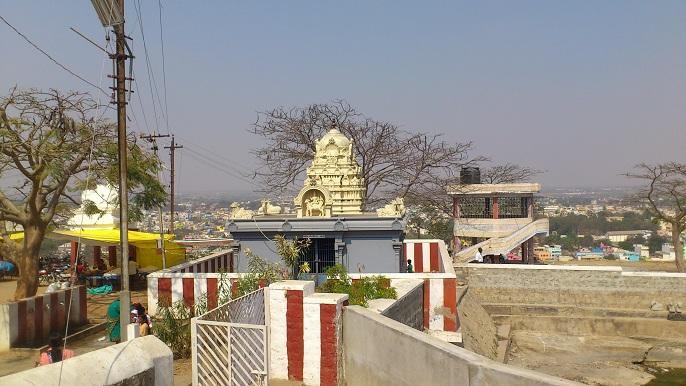 Chandra Choodeswarar Temple Hosur