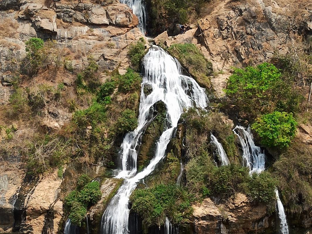 Chunchi Falls, Kanakpura