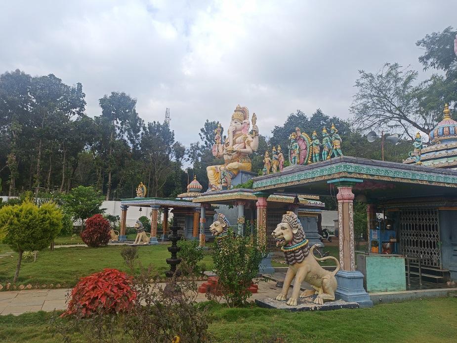 Trimurti Adhyatma Mandir