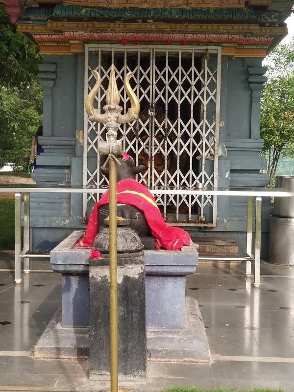 Trimurti Adhyatma Mandir / Trimurti Temple