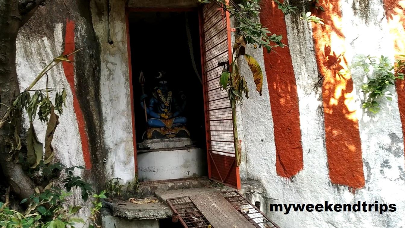 Lord Shiva temple - Ramadevara Betta  / Ramanagara Hills