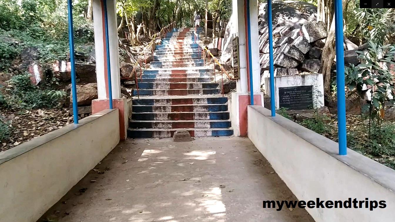 Ramadevara Betta  / Ramanagara Hills trip