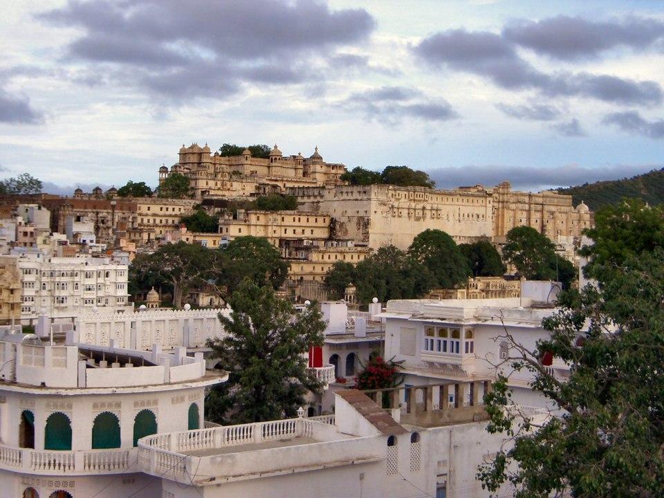 Udaipur Tourism - City Palace