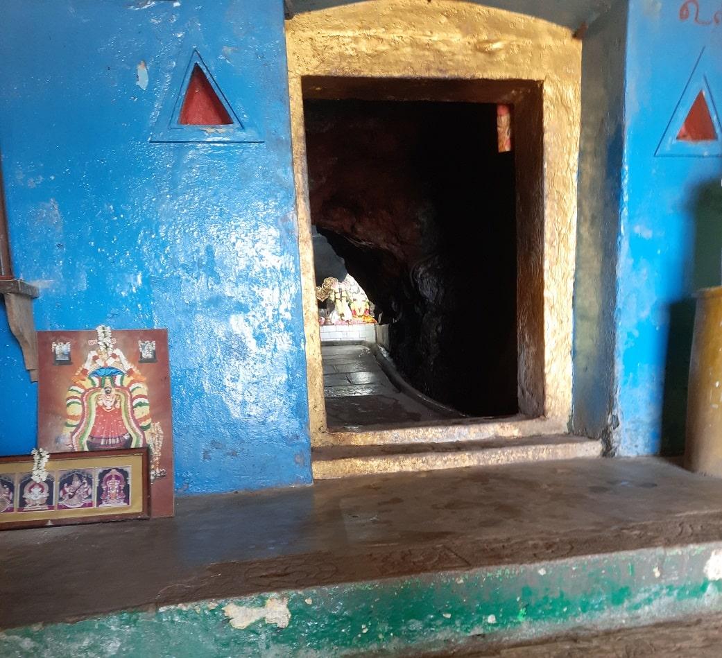 Servarayan Temple - main cave temple