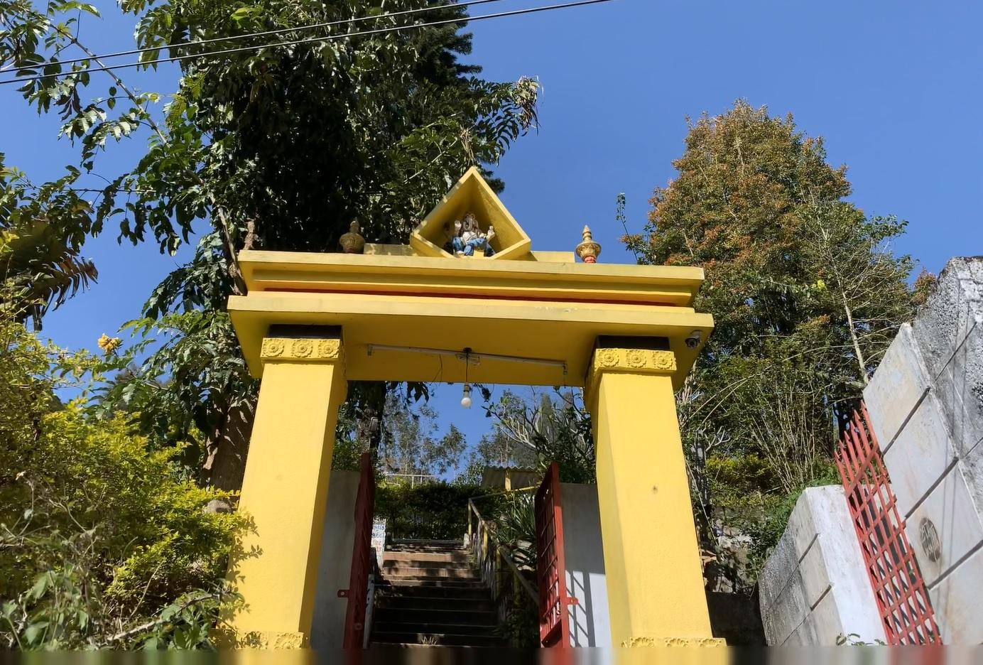 Raja Rajeshwari Temple Yercaud